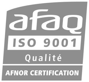 Silcomp certificat ISO9001-2008